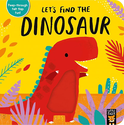 Let's find the dinosaur book