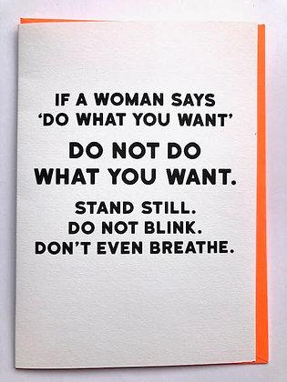 REDBACK Don't Breathe