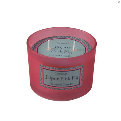 Jaipur Pear and Fig 2 wick candle