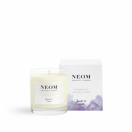 NEOM Sleep- Tranquillity Scented Candle 185g