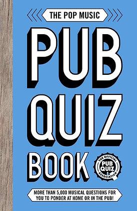 Pop Music Pub Quiz book