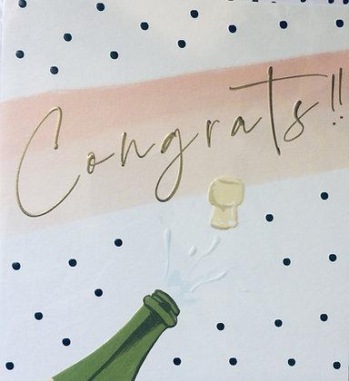 THINK OF ME Congrats!