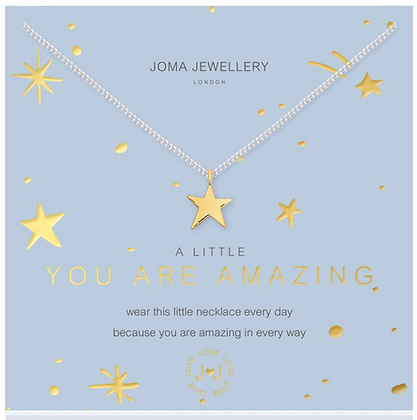 You Are Amazing Necklace
