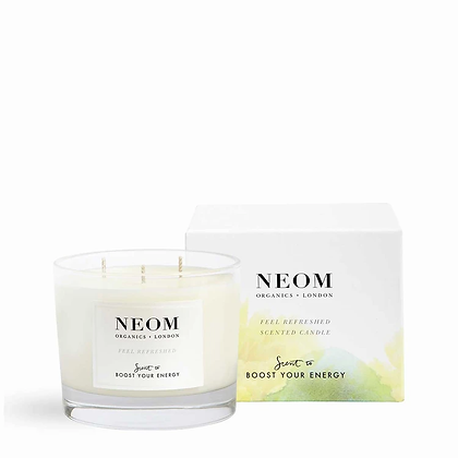 NEOM Boost Your Energy 3-Wick Candle