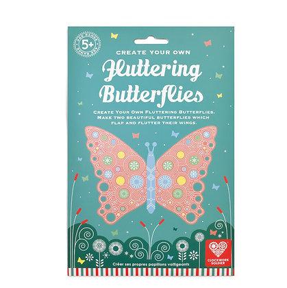 Create Your Own Fluttering Butterflies