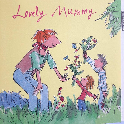 Mother's Day - Lovely Mummy