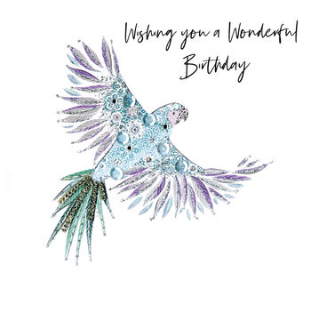 SECOND NATURE Wishing You A Wonderful Birthday