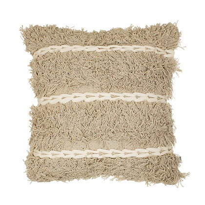 Blanca Tufted Stripe Cushion