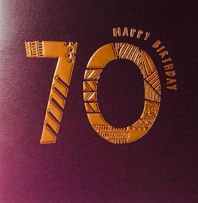 WOODMANSTERNE 70
