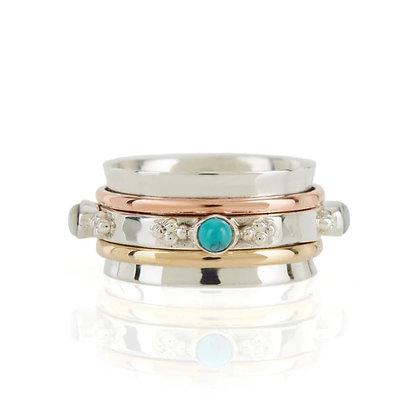Charlottes Web Raijut Spinning Ring 56/P