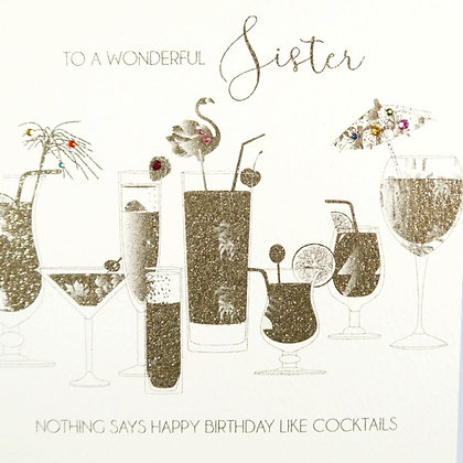 To A Wonderful Sister
