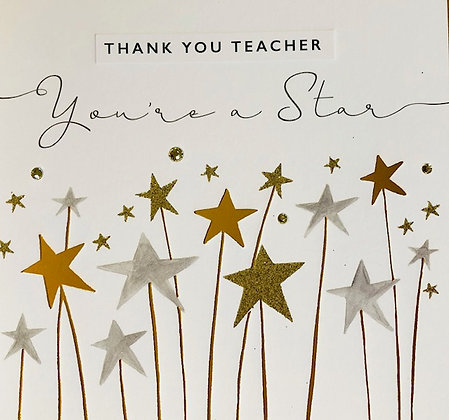 JANIE WILSON Thank You Teacher