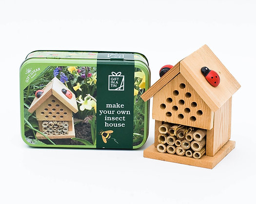 APPLES TO PEARS Make Your Own Insect House