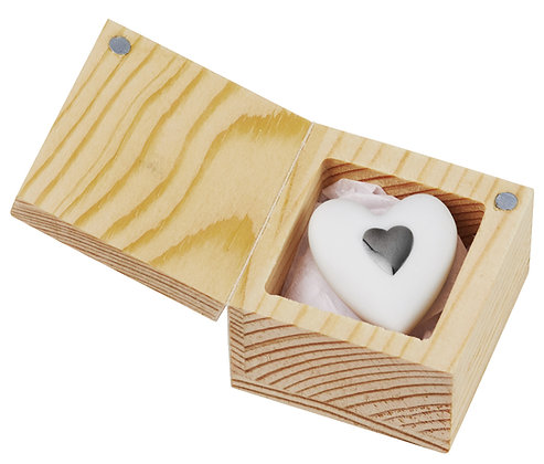 Rader heart in the box