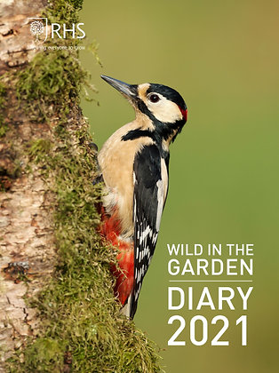 RHS Wild in the Garden 2021 Diary
