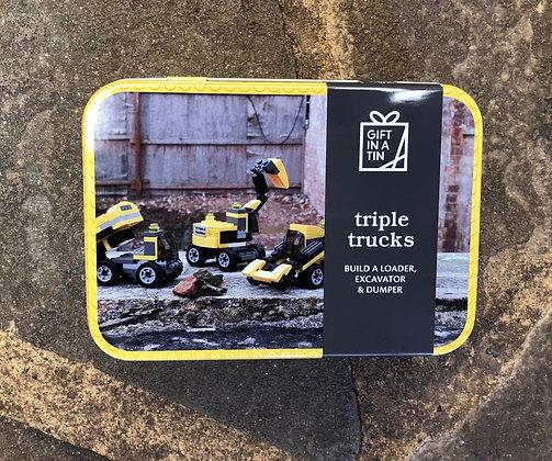 APPLES TO PEARS Triple Trucks