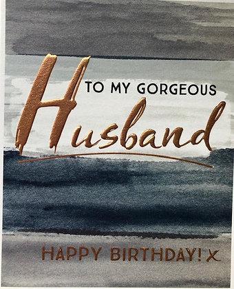 THINK OF ME - Husband
