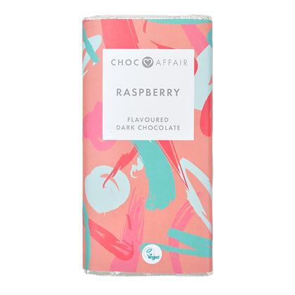 CHOC AFFAIR Raspberry Dark Chocolate