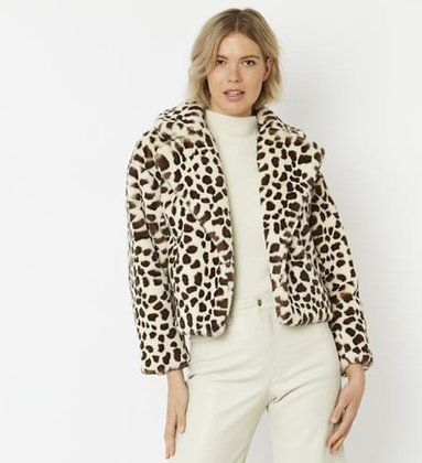 Jayley Faux Fur Jacket