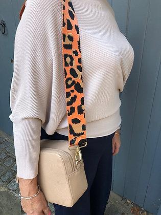 Cheetah Strap ORANGE