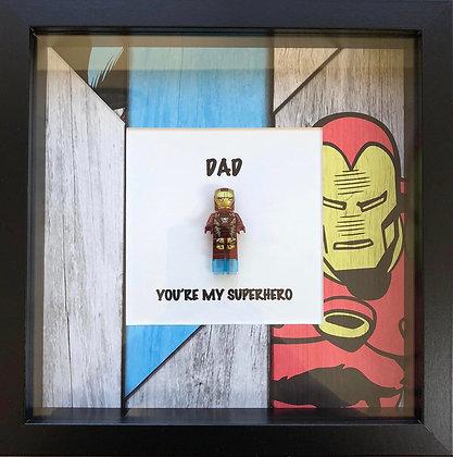 Dad, You're My Superhero