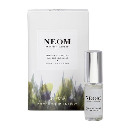 NEOM Energy Boosting On The Go Mist