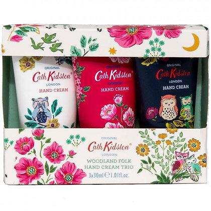 Cath Kidston Magical Woodland Hand Cream Trio