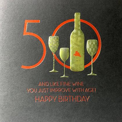 FIVE DOLLAR SHAKE 50 And Like Fine Wine