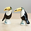 Thumbnail: Hannah Turner - Toucan Salt And Pepper