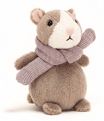 Happy Nutmeg Hamster Mini