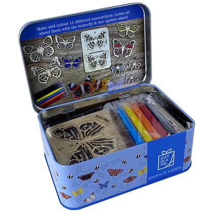 Butterflies & Bees Suncatcher Kit