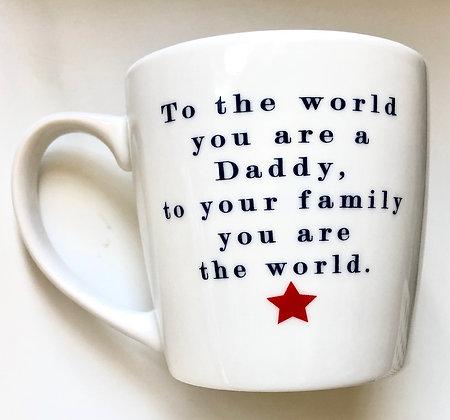 To The World.. Mug