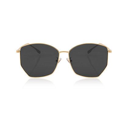 Katie Loxton Havana Metal Sunglasses
