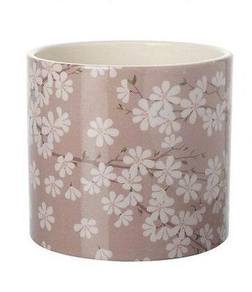 Cherry Blossom Planter - SMALL