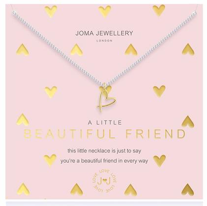 Beautiful Friend Necklace