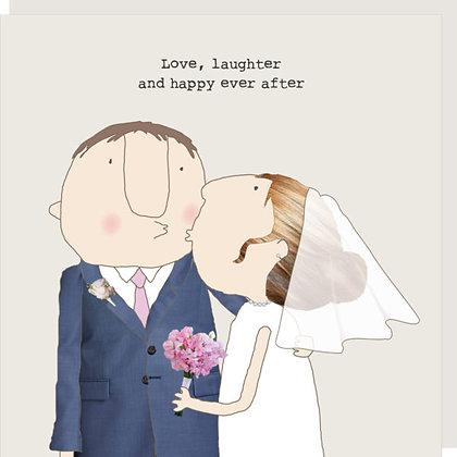Rosie Made a Thing - Wedding