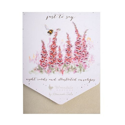 Bee Just To Say Notes