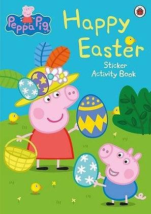 Peppa Pig Sticker Activity Book