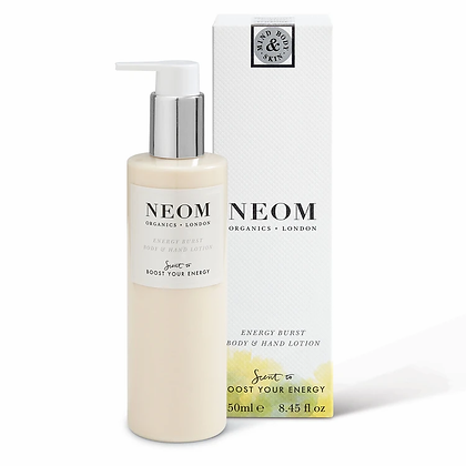 NEOM Boost Your Energy Body & Hand Lotion