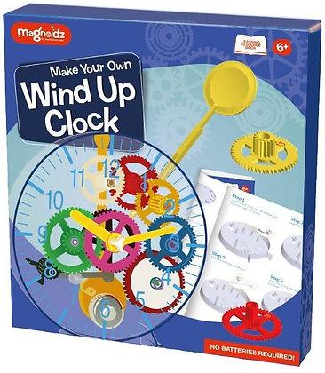 MAGNOIDZ Make Your Own Wind Up Clock
