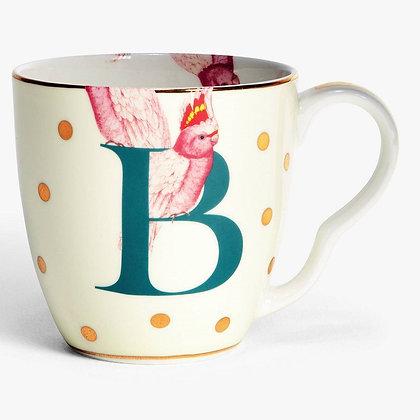 Alphabet Mug - B