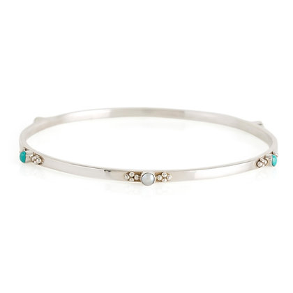 Charlottes Web Serenity Stacking Bangle