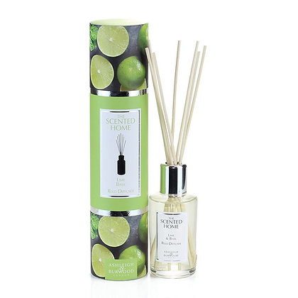 A & B Reed Diffuser Lime and Basil
