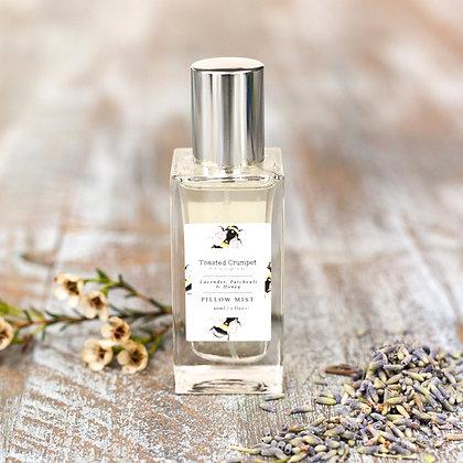 Lavender, Patchouli and Honey Pillow Mist