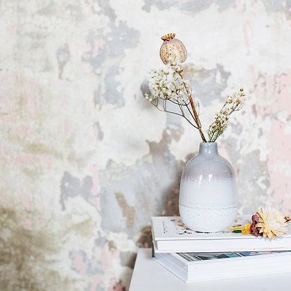 Mojave Glaze Grey Vase