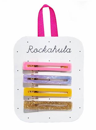Rockahula - Retro Bar Clips Rainbow