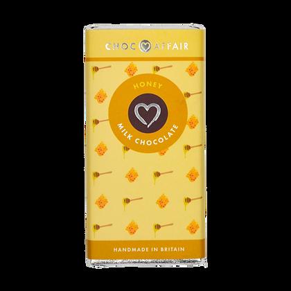 CHOC AFFAIR Honey Milk Chocolate