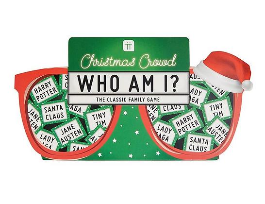 Christmas Entertainment Who Am I