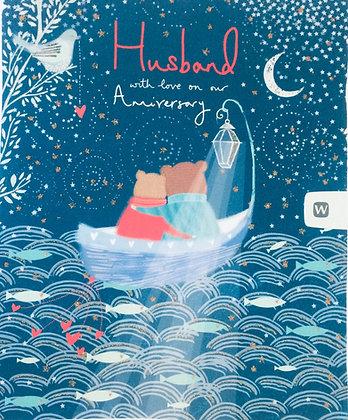 WOODMANSTERNE Husband Anniversary