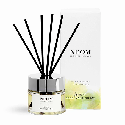 NEOM Boost Your Energy Reed Diffuser